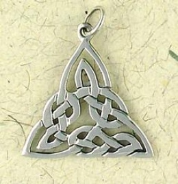 Celtic Weave Pendant On Cord : Celtic And Irish Accumulation