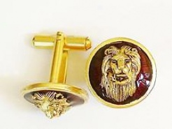 Royal Lion Cufflinks