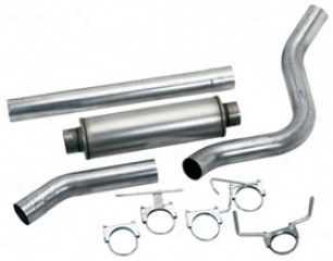 Afe Large Eagre Diewel Exhaust