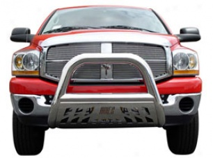 Aries Off Road Bull Bar With Skid Dish - Car, Truck Or Suv
