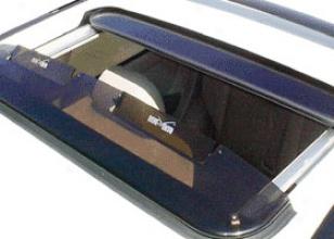 Automax Dual Flap Standard Deflector - Car, Truck Or Suv