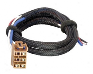 Draw-tite Brake Controller Wiring Harness - Car, Truck Or Suv
