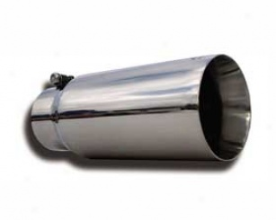 Mbrp Dual Wall Straight Exhaust Tip T5049