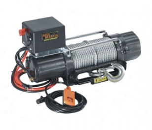 Mile Marker Winch - E9000 Electric Winch - Car, Truck Or Suv