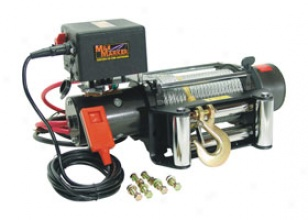 Mile Marker Winch - Se1200 0Electric Winch - Car, Truck Or Suv