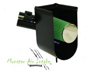 Quadzil1a Diesel Accomplishment Quadzilla Monster Gas Intake - Car, Truck Or Suv