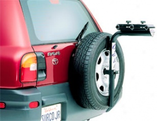 Surco Osi Spare Tire Mount 3 Bike Rack Bt 300 - Car, Truck Or Suv