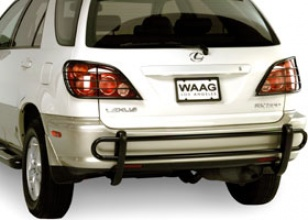 Waag Rear Bumper Guard - Car, Truck Or Suv