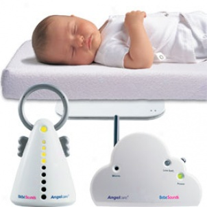 Bebe Sounds Baby Movement Sensor With Sound Monitor