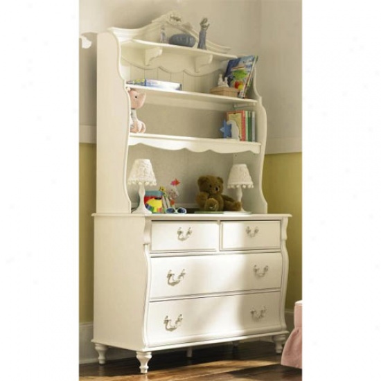Caroline Single Dresser And Hutch