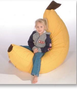 Foof Banana Chair