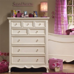 Penekope 5 Drawer Dresser