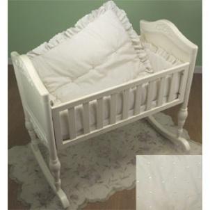 Pindot Cradle Bedding