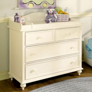 Summerhaven Single Dresser W/ Discretional Changer