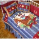 Lil Buckaroo Crib Bedding