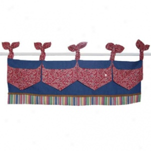 Western Window Valance
