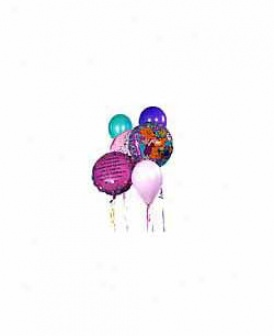 Bundle Of Joy Balloons For A Girl