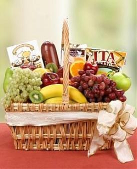 Epic Gourmet Fruit Basket