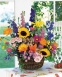 Garden Flower Basket