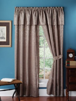 Jasmine Complete Window Set Complet Window Set 84 X 80 Complete Window Sets Curtains