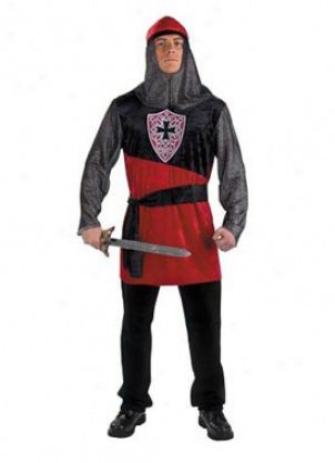 Adult Crusader Costume