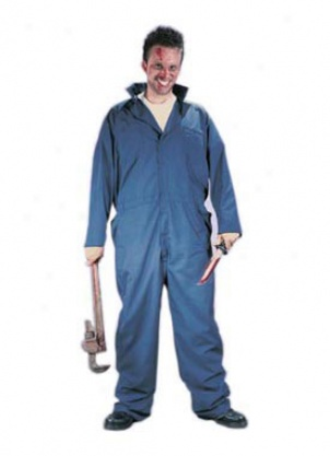 Adult Killer Mechanic Costume