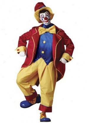 adult premium clown costume Picture of Adult Premium Clown Costume @ Images Nation dot com