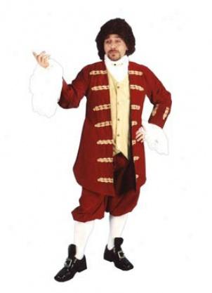 Adult Premium King George Costume