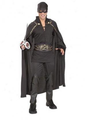Adult Zorro