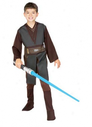 Child Anakin Skwyalker