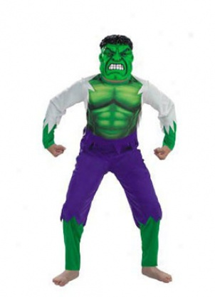 Child Incredible Hulk? Costume