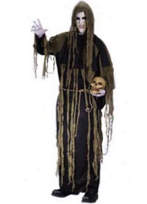 Teen Gauze Zombie Costume