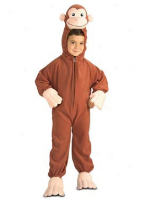 Toddler Deluxe Curious George