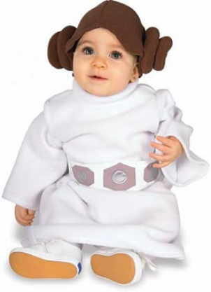 Toddler Princess Leia