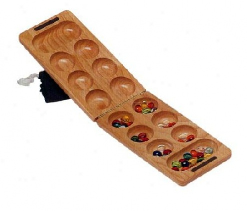African Stohe Game Mqncala Game