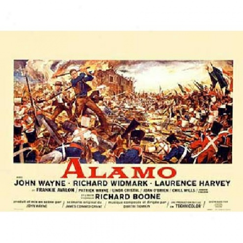 Alamo - Movid Poster