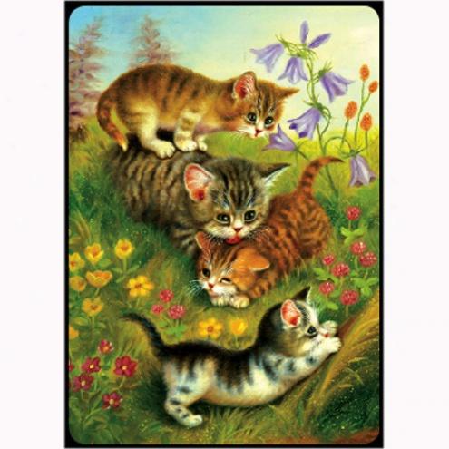 Playful Cats Deck Bridge Playing Cards