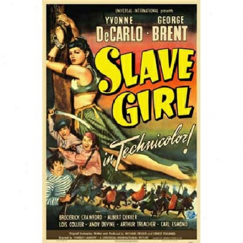 Slave Lass - Movie Poster