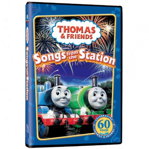 Songs Dvd Songs From The Station Dvd