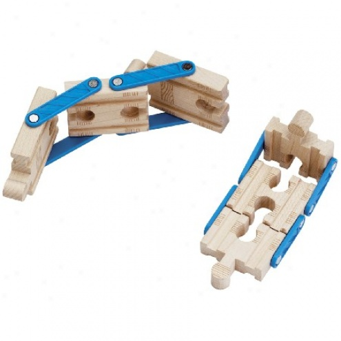Thomas Wooden Railway Adapt-a-track  2 Pieces
