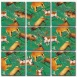 Deer Srcamble Squares Puzzle 9pc