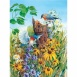 Nesting Bluebirds 1000pc Jigsaw Puzzle