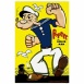 Popeye the Sailor Man - Cartoon Poster