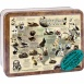 Puzzle Tin Audubon Birds Of America