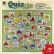Quuizzle Beautiful Flowers Jigsaw Puzzle 500pc