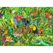 Rainforest (Janet Skiles) Jigsaw Puzzle 300pc