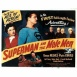Superman and the Mole Men - Movie Poster