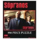 The Sopranos Rat Pack Jigsaw Puzzle 550pc