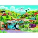 Traveling Around SodorF loor Puzzle 24pc