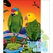 Two Parrots At Sunset Jigsaw Puzzle 550pc